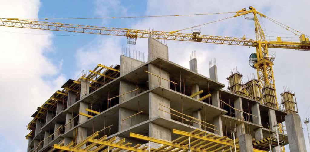 تعهدات البناء